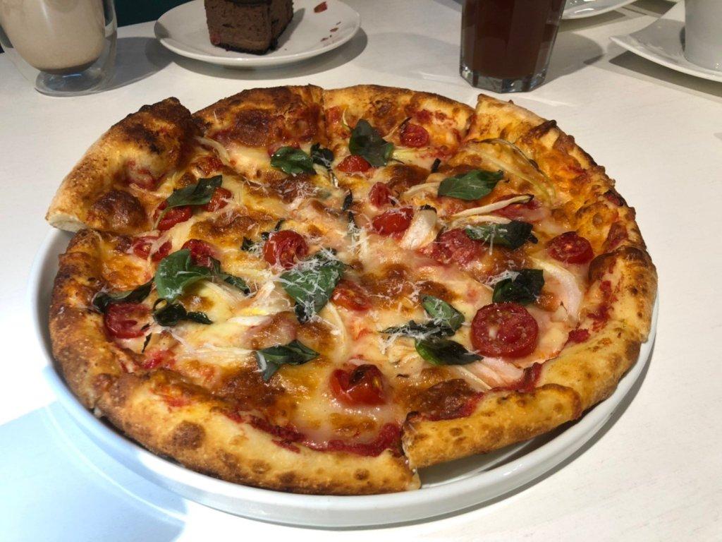 Gattino瑪格莉特披薩