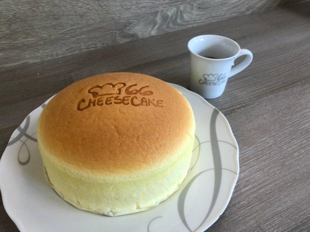 原味輕乳酪蛋糕2