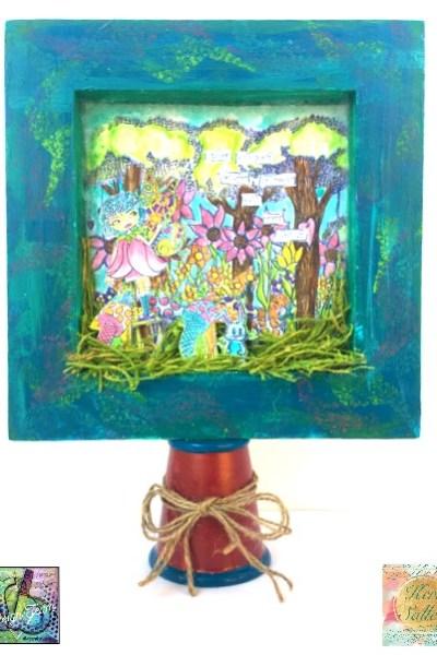 Fairy Magic Shadow Box