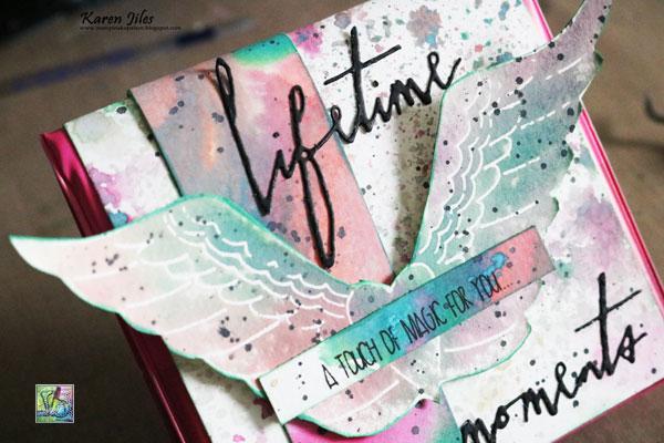 Aletered insta album , Karen Jiles for Ritabarkakt.com