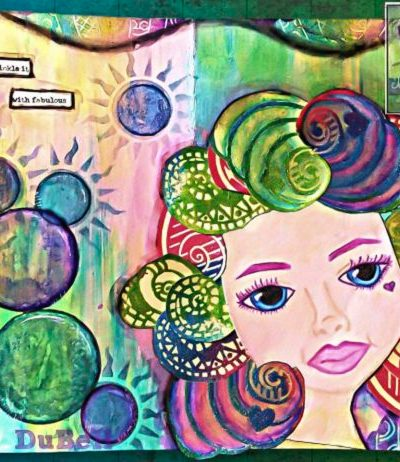 Sprinkle it With Fabulous Art Journal