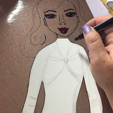 DId you know you can color on vinyl?  FInd out several tips and tricks you never knew you could do with vinyl!