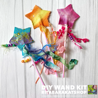 DIY Wand kit RItabarakatshop