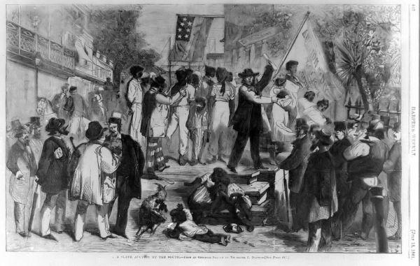 The Atlantic Slave Trade | Rita Bay's Blog