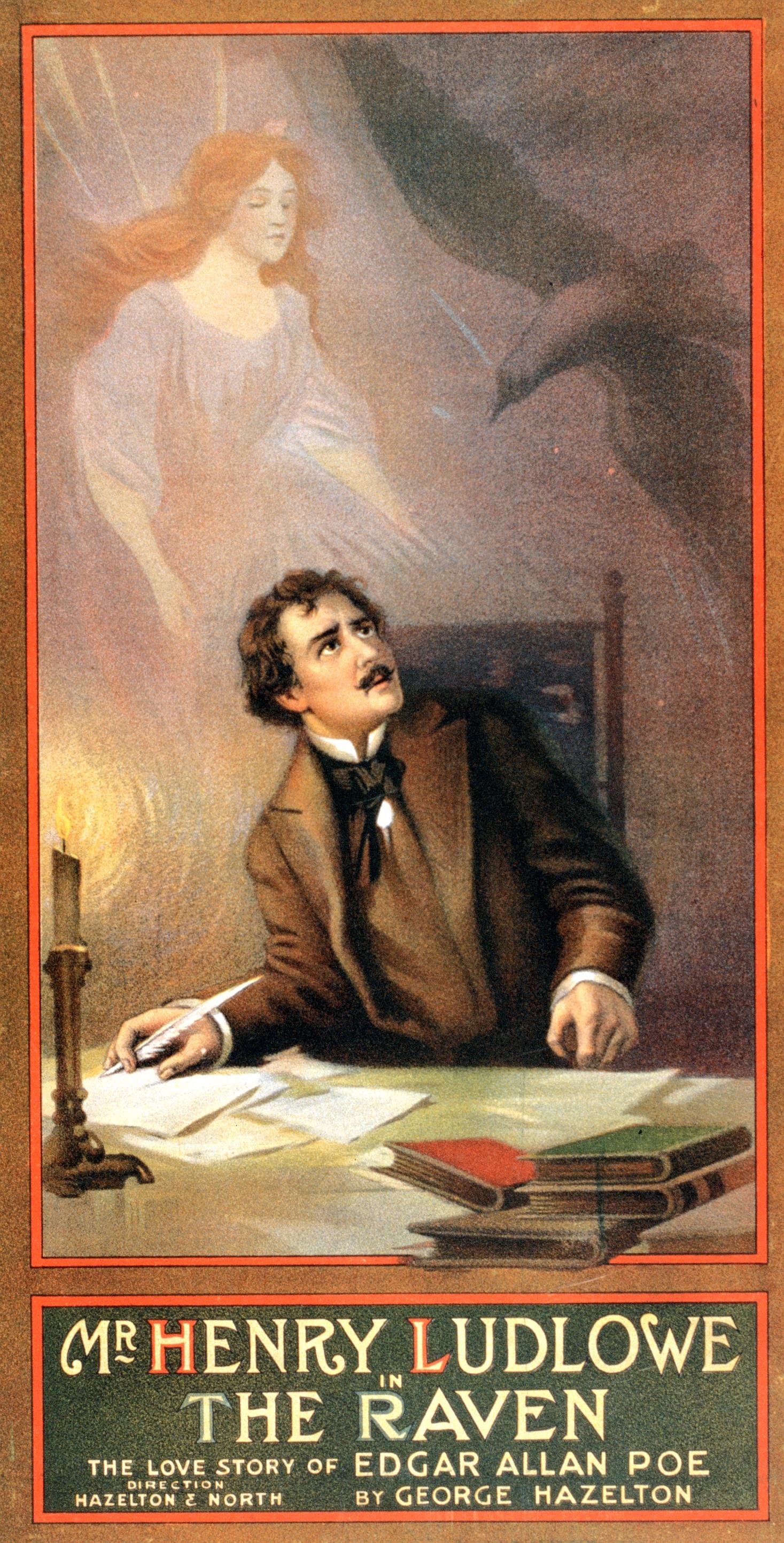 Edgar Allen Poe Amp The Raven