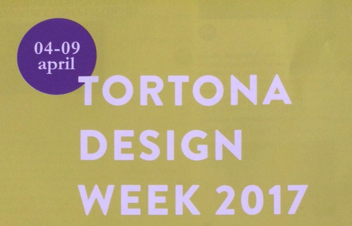 MY DESIGN WEEK – PARTE 3°