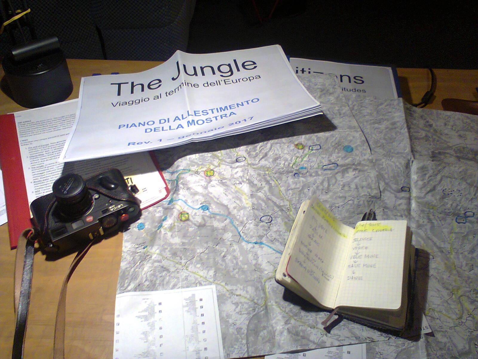 mostra the jungle
