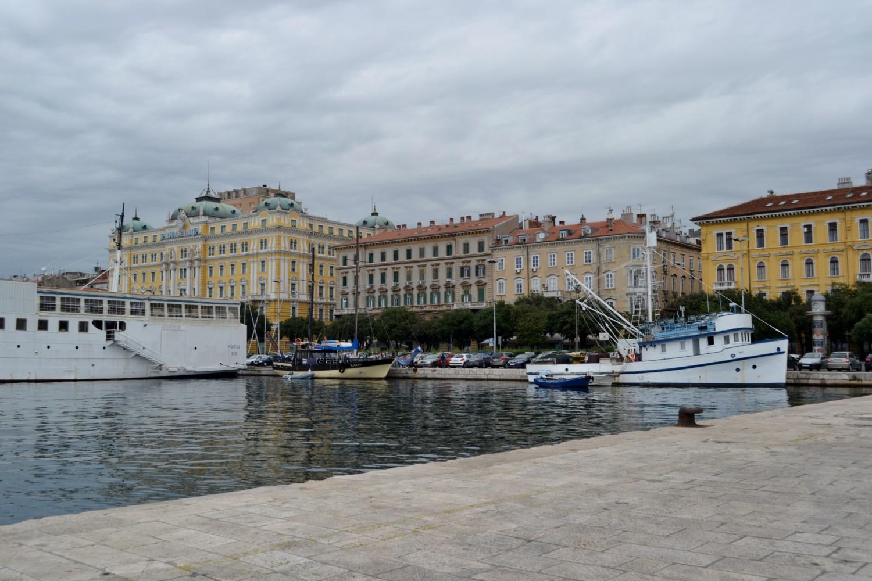fiume croazia cosa vedere