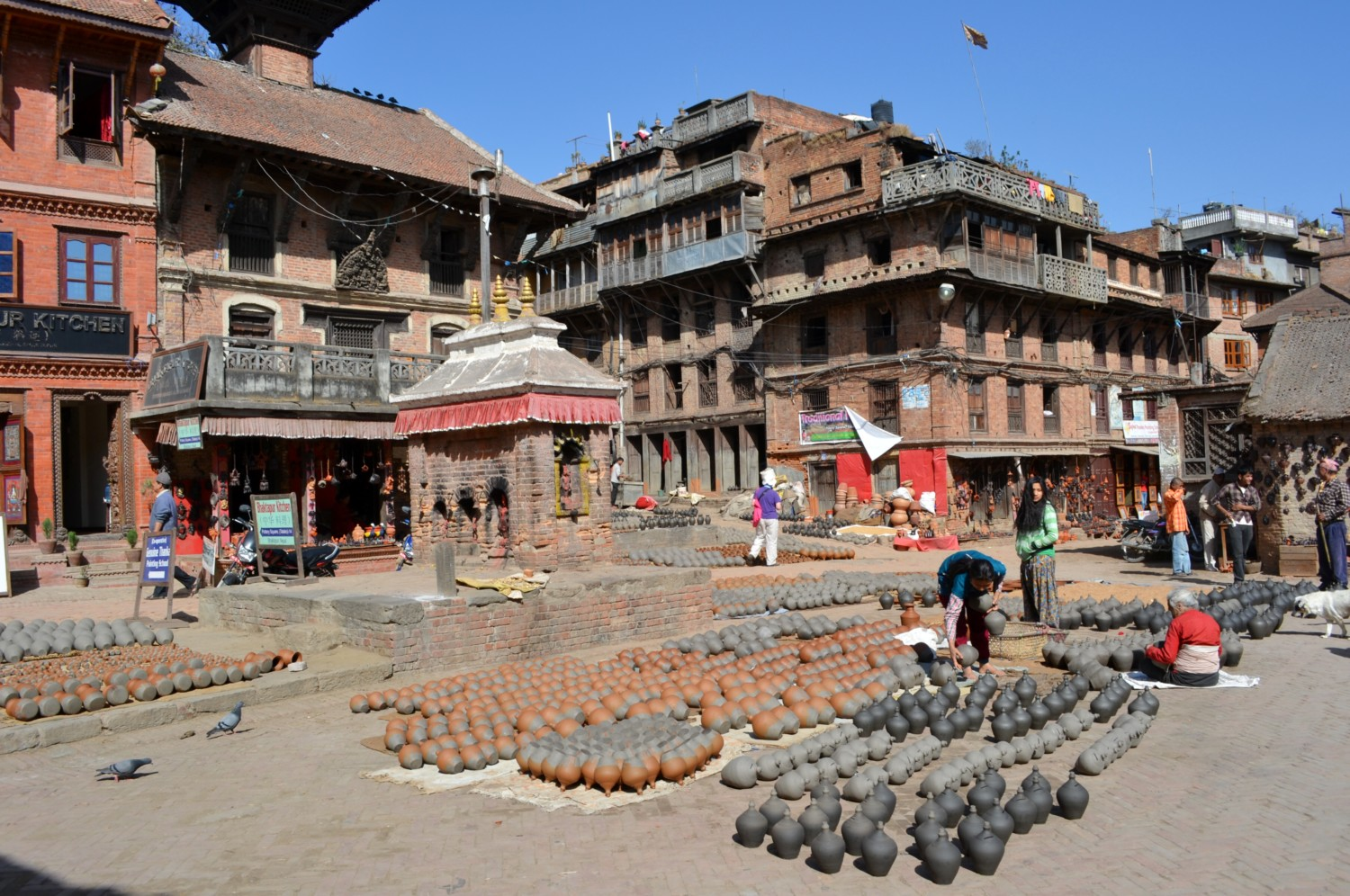 Nepal cosa vedere a Bhaktapur