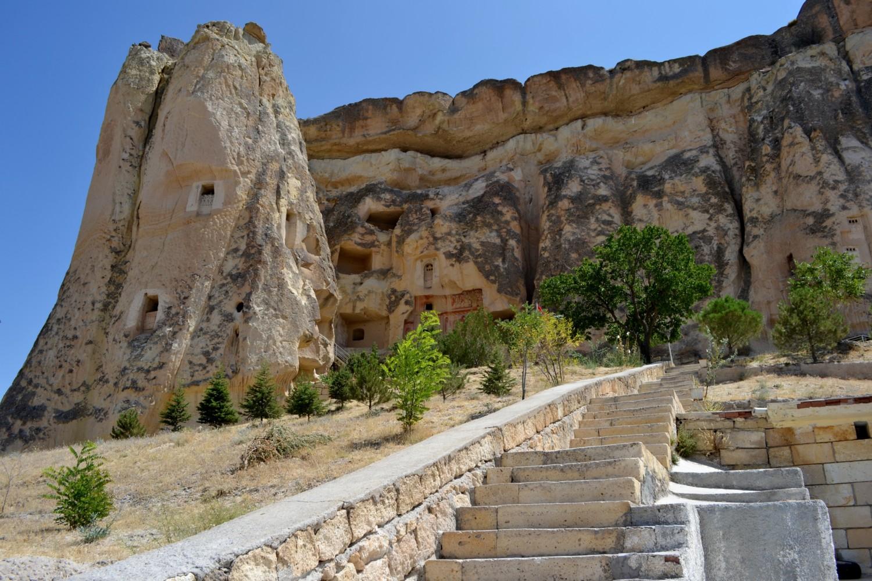 itinerario in Cappadocia