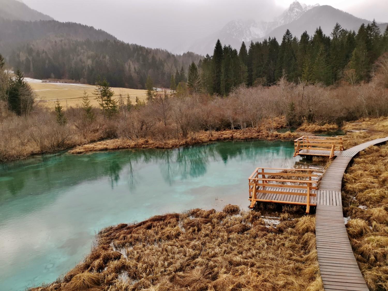 slovenia in inverno