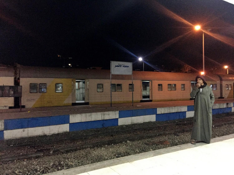 Stazione dei treni di Luxor