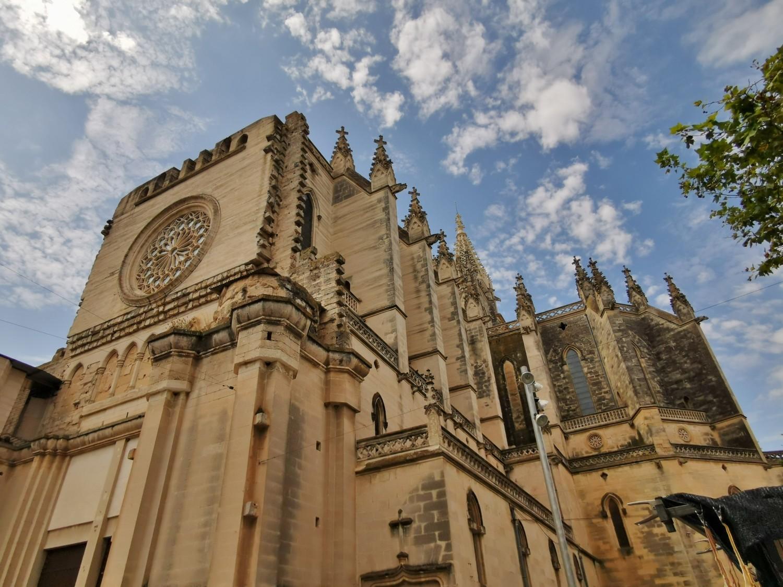 La cattedrale di Manacor