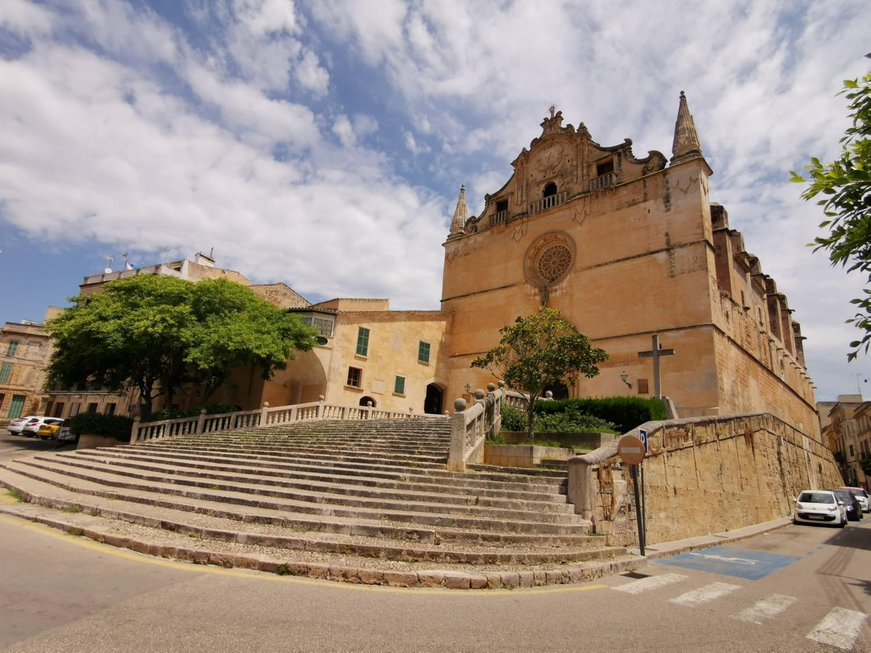 La cattedrale di Felanitx