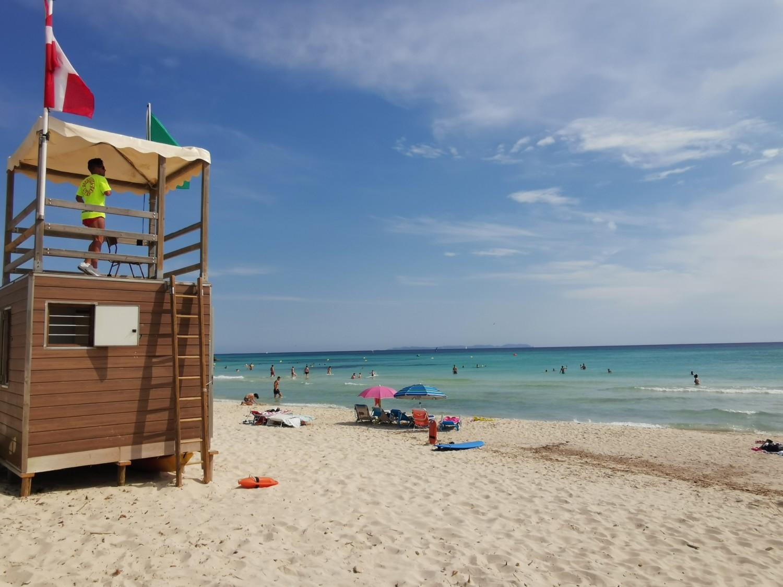 La spiaggia di Es Trenc