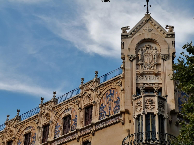 Un palazzo a Palma