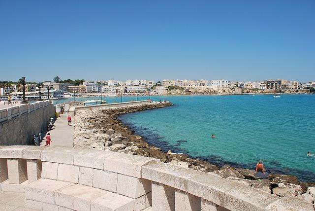 Lungomare di Otranto