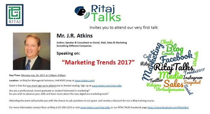 RITAJ Talks 13