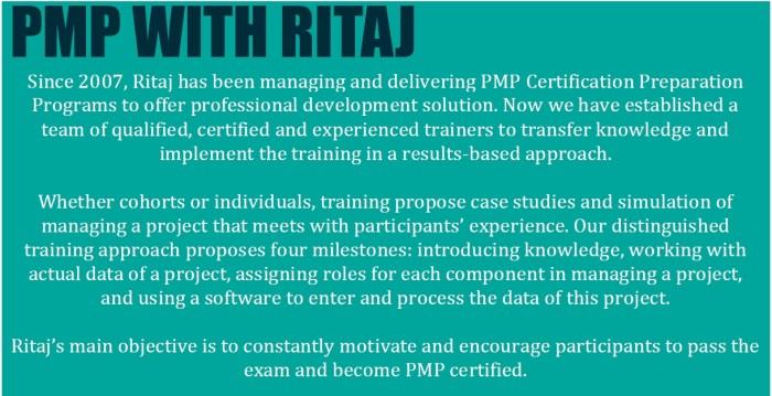 Project Management Professional - PMP 2