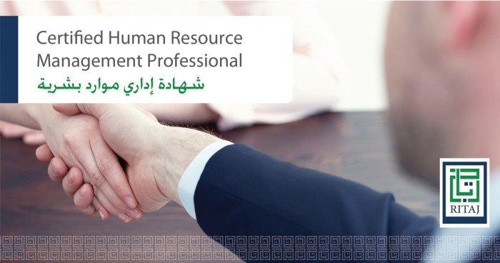 Certified Human Resource Management Professional - CHRMP 14