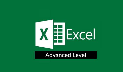 Advanced Excel Skills - AES 26