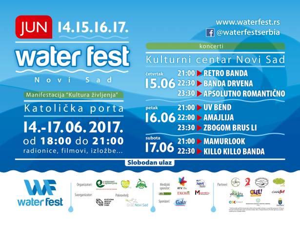 WATER FEST 2017 – informacija i edukacija