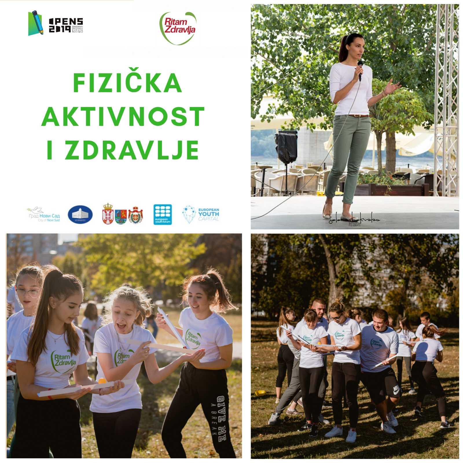 Evropska nedelja sporta u ritmu zdravlja