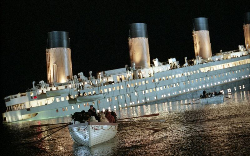 Titanic in 3D Sneak Peek