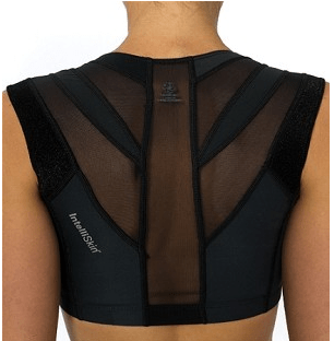 ZIPPER EMPOWER POSTURECUE™ SPORTS BRA