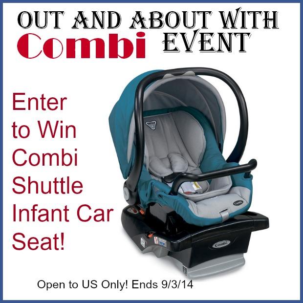 Combi Event Rita Reviews, Combi Shuttle Infant Car Seat Review