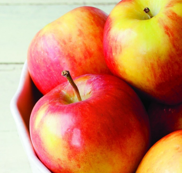 Whole Ambrosia Apples