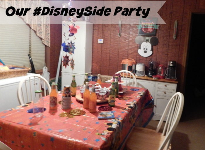 Our Disney Side Party