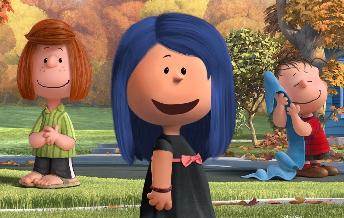 NEW Trailer for THE PEANUTS MOVIE