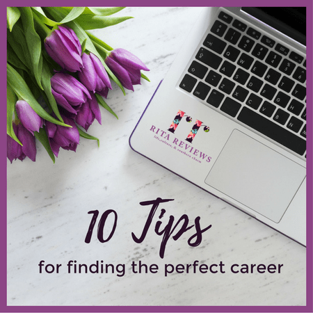 10 Tips for Finding the Perfect Career Path