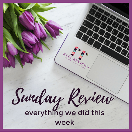 Review Sunday: January 8, 2017