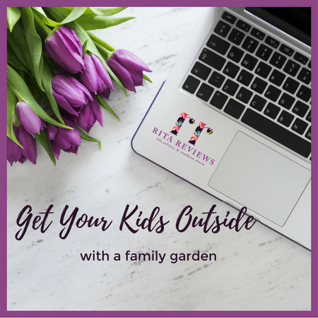 Coax Your Kids Off The Playstation With A Family-Friendly Garden