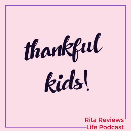 Podcast: Thankful Kids