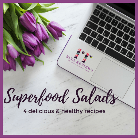 Superfood Salads: Four Delicious and Healthy Recipes