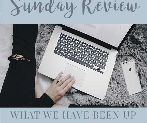 May 28, 2017 #ReviewSunday
