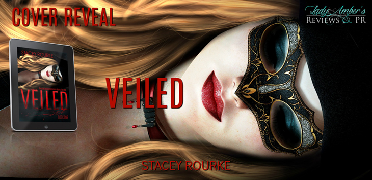 Veiled Cover Reveal with Stacey Rourke