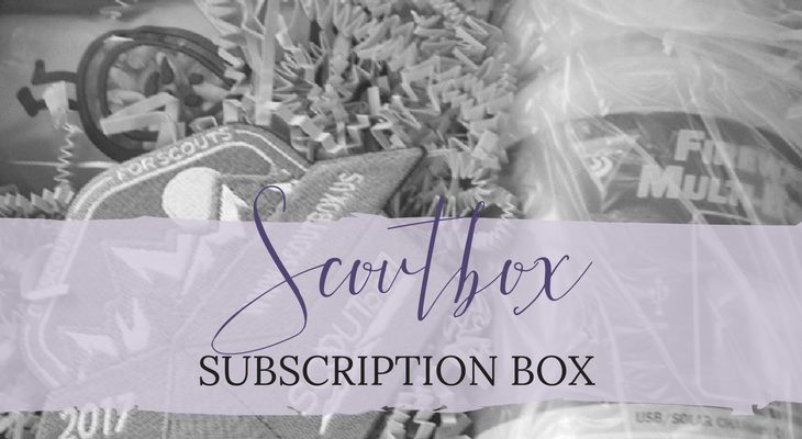 SCOUTbox Subscription Box