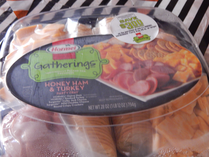 Football Party with HORMEL GATHERINGS® Party Trays