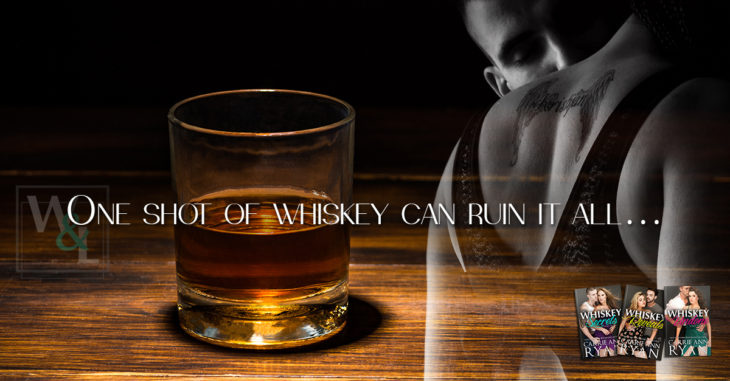 Whiskey Secrets by Carrie Ann Ryan Trailer Reveal