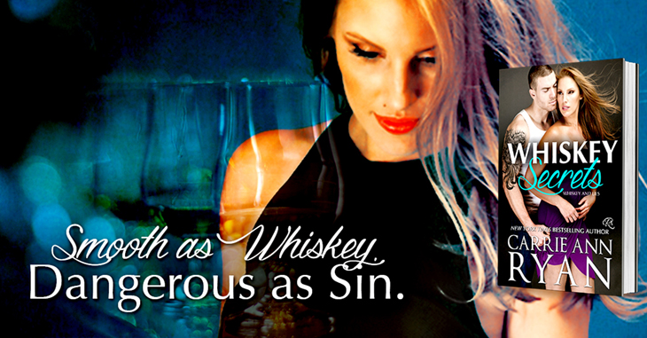 Book Review: Whiskey Secrets by Carrie Ann Ryan