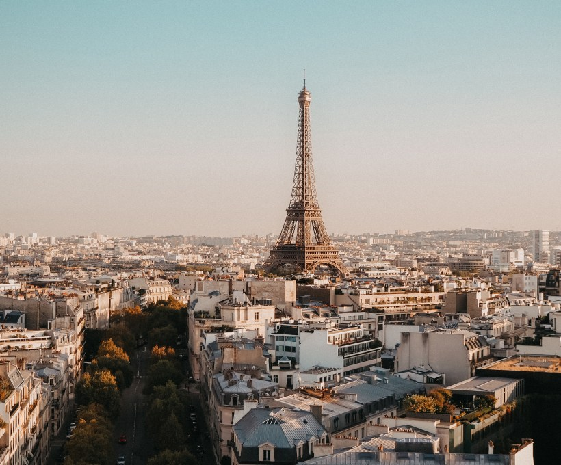 INSTAGRAM PHOTO SPOTS IN PARIS | BY Dorie