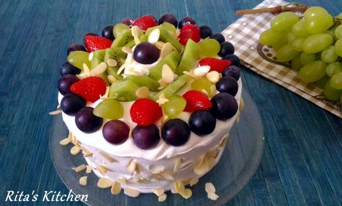 torta estiva d'anguria