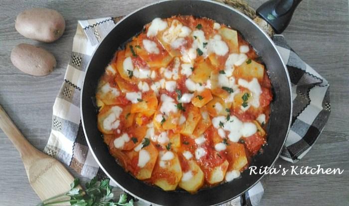 patate alla pizzaiola