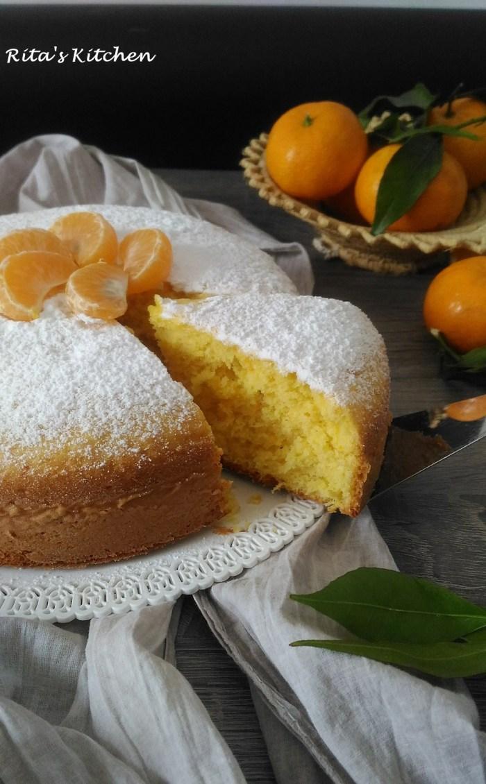 torta di mandarini