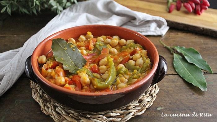 zuppa di ceci alla catalana