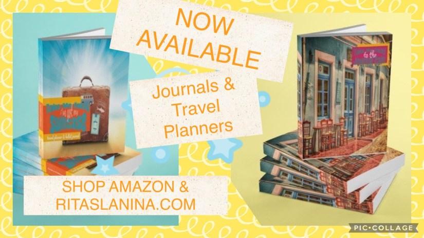 shop the take me away journal series for summer rita slanina